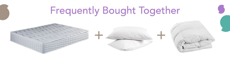 Example of upselling products